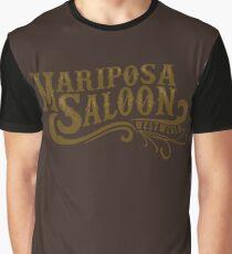 Mariposa Saloon Graphic T-Shirt