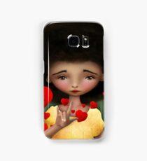 Gesture Samsung Galaxy Case/Skin