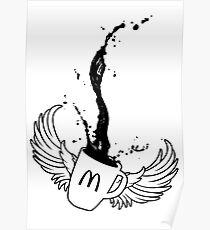 Mcdonalds coffee tribute Poster