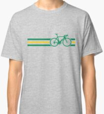 Bike Stripes Australian National Road Race v2 Classic T-Shirt