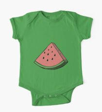 Pop Art Watermelon One Piece - Short Sleeve