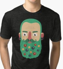 Beard Baubles Tri-blend T-Shirt