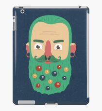 Beard Baubles iPad Case/Skin