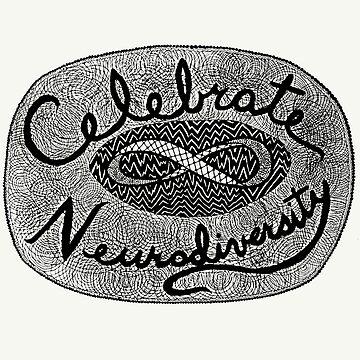 Celebrate Neurodiversity by sparrowrose