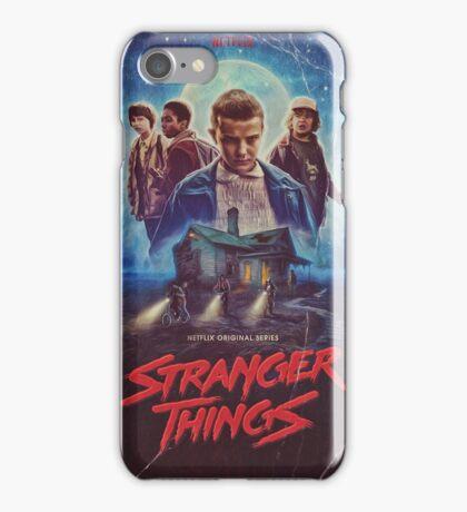 Stranger Things iPhone Case/Skin