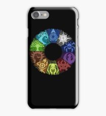 Grunge Guild Wheel iPhone Case/Skin