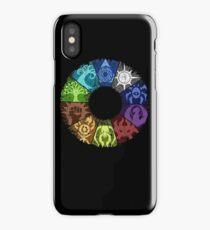Grunge Guild Wheel iPhone Case/Skin