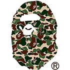 BAPE Camo by andyhypebeast