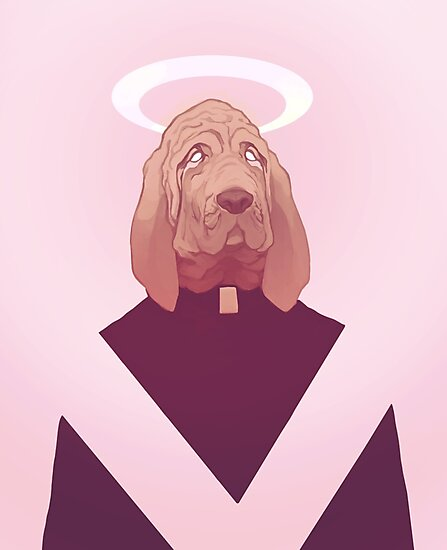 dog god oliver by mayhapping