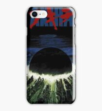 Akira Katsuhiro Otomo NEO TOKYO IS ABOUT TO EXPLODE iPhone Case/Skin