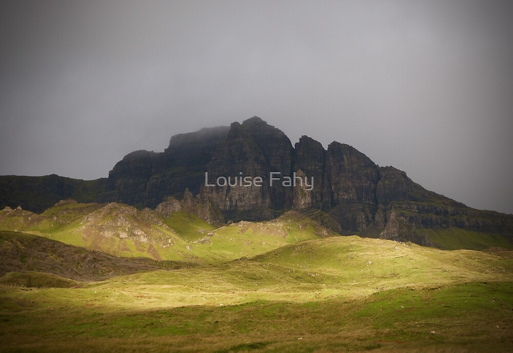 Isle of Skye Scotland by Louise Fahy