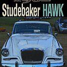1963 Studebaker Hawk by crimsontideguy