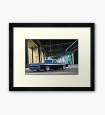 1967 Chevrolet El Camino Framed Print
