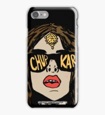 Chup Kar  iPhone Case/Skin