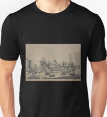 430 Park fountain New York Unisex T-Shirt