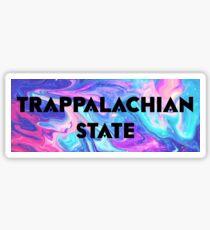 Trapp State 2 Sticker