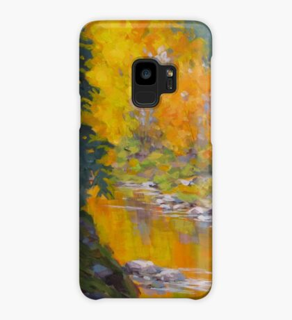 Fall Color Case/Skin for Samsung Galaxy