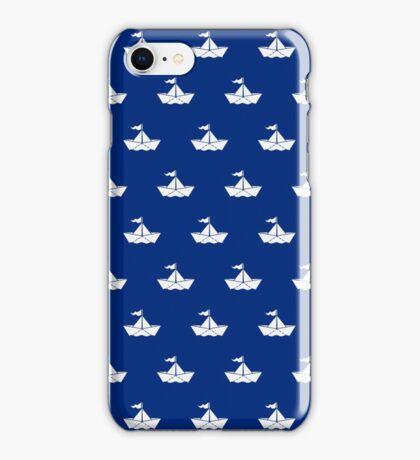 Paperboat VRS2 iPhone Case/Skin