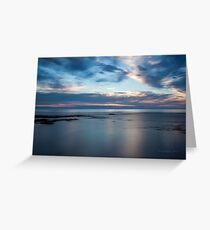 Distant Skerry Greeting Card
