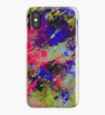 Colour Abstract #13 iPhone Case/Skin