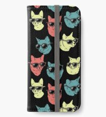 Cat Shirt iPhone Wallet/Case/Skin