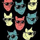Cat Shirt by RonanLynam