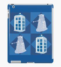 Doctor Who - Tardis Dalek iPad Case/Skin