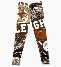 Lehighs Collage Leggings