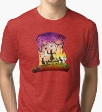 It's Always Tea Time Tri-blend T-Shirt