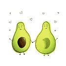 avocados by thedoodlejournal shop