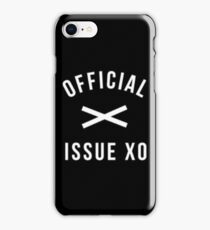 The WEEKND Official Issue XO iPhone Case/Skin
