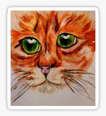 FACES | Soft Kitty Sticker