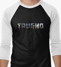 Trueno AE86 InitialD Men's Baseball ¾ T-Shirt