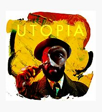 Rounding Utopia Photographic Print