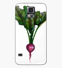 Rooted: The Radish Case/Skin for Samsung Galaxy