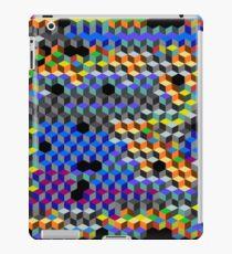 Q Cubes iPad Case/Skin
