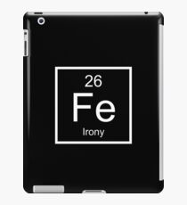 Irony Element iPad Case/Skin