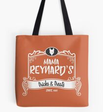 Mama Reynard's Tricks & Treats Tote Bag