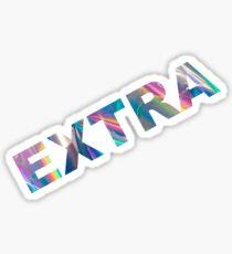EXTRA Sticker  Sticker