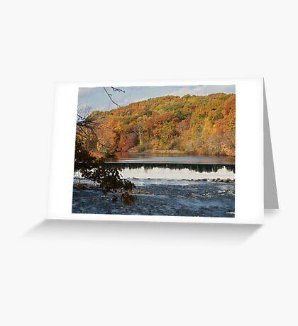 Late Autumn Greeting Card