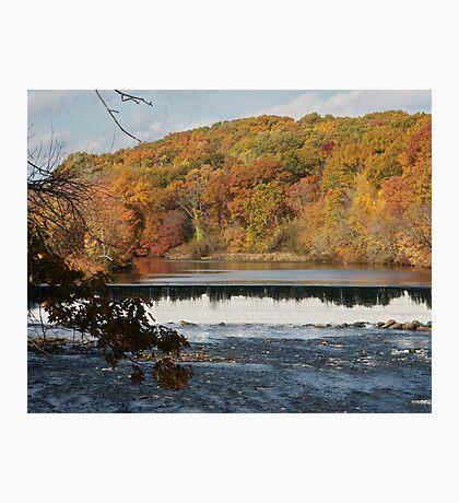 Late Autumn Photographic Print