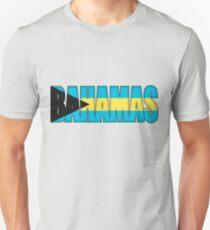 Bahamas Flag  T-Shirt