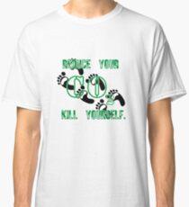 Carbon Footprint Classic T-Shirt