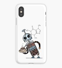 Coffee Bot iPhone Case