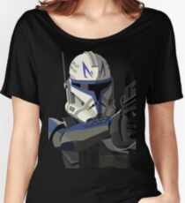 Captain Rex Women's Relaxed Fit T-Shirt