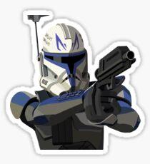 Captain Rex Sticker