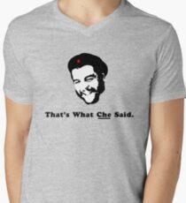 That's What CHE Said. Men's V-Neck T-Shirt