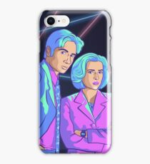 X-Files 80s Style iPhone Case/Skin