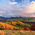 High Country Autumn sunset by Linda Sparks