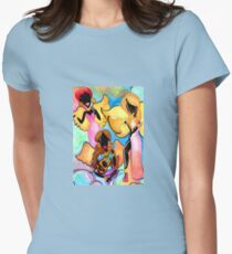 Angel Band Women's Fitted T-Shirt